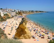 Car rental in Albufeira, Portugal